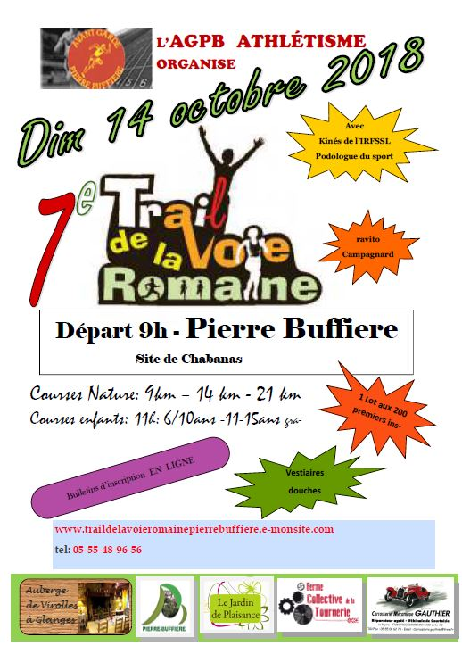 Affiche tvr 2012